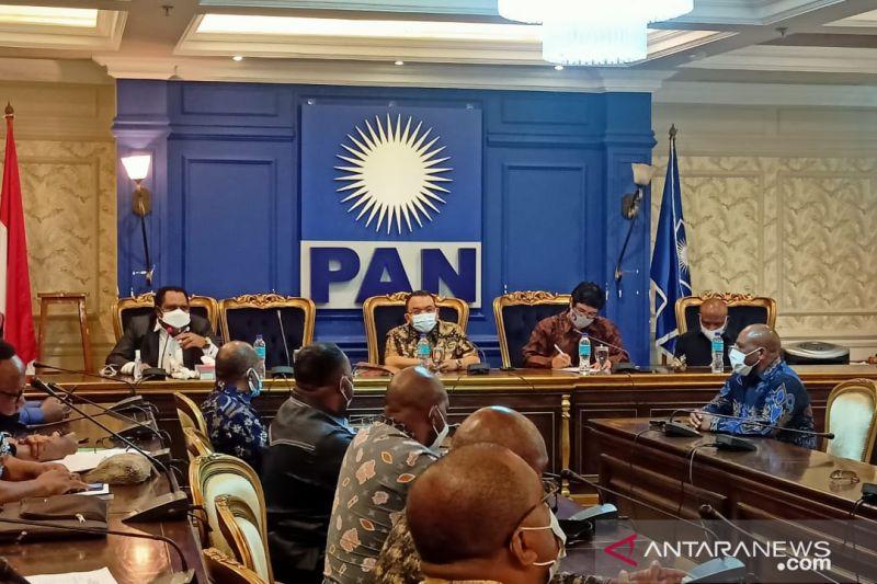 Fraksi PAN ingatkan revisi UU Otsus libatkan elemen rakyat Papua