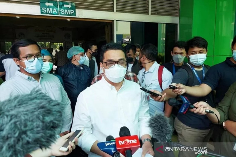 Riza tegaskan warga non DKI bisa terima vaksinasi di DKI
