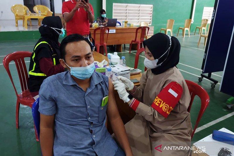 Polda Lampung gandeng pihak swasta dukung percepat vaksinasi COVID-19