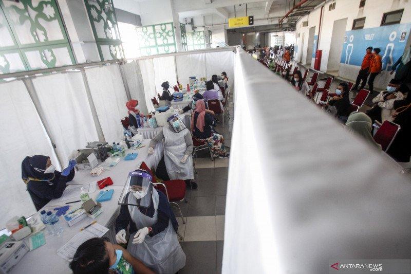 Pemerintah terus genjot vaksinasi COVID-19 nasional