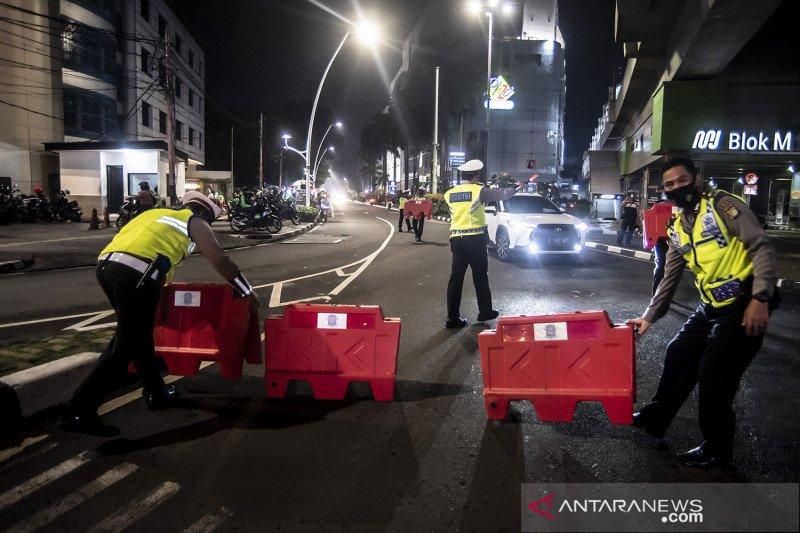 Jakarta kemarin, pembatasan mobilitas hingga okupansi RS hampir penuh
