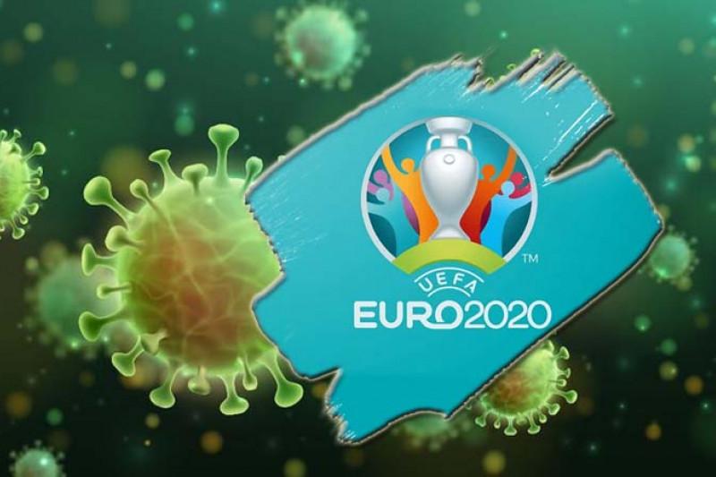 COVID-19 menyerang Euro 2020, ini daftar pemain yang terpapar