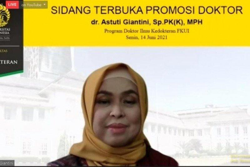 Dirut RSUI lakukan riset pertama obat klopidogrel di Indonesia