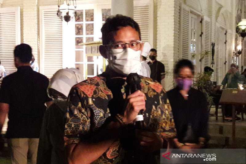 Menparekraf optimis magnet Borobudur awal kebangkitan pariwisata