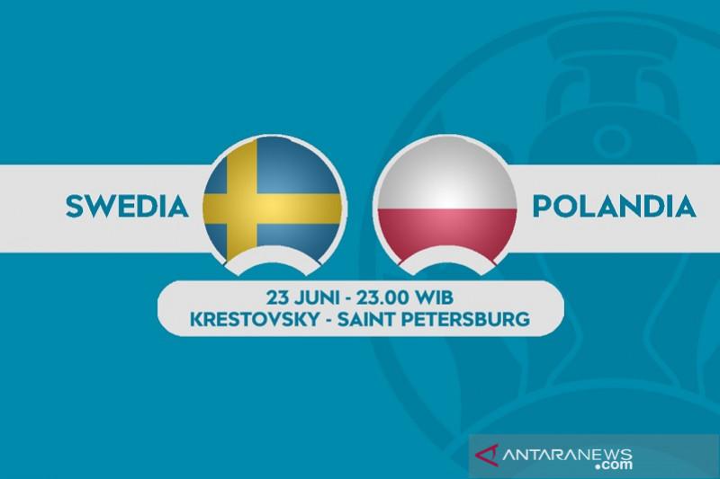 Pelatih Polandia minta fokus laga kontra Swedia bak final
