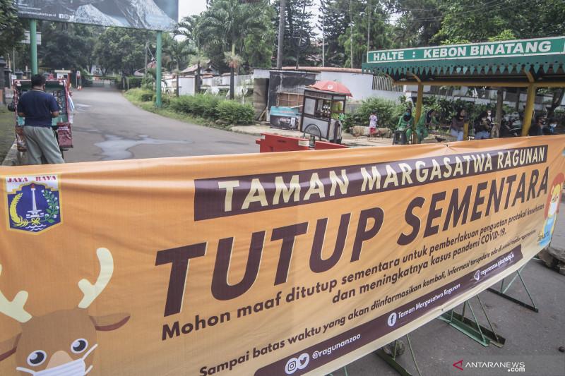 Taman Margasatwa Ragunan optimalkan wisata virtual selama PPKM