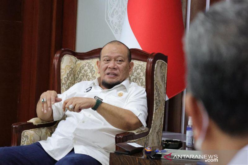 Ketua DPD dorong pemda tingkatkan belanja APBD demi pemulihan ekonomi