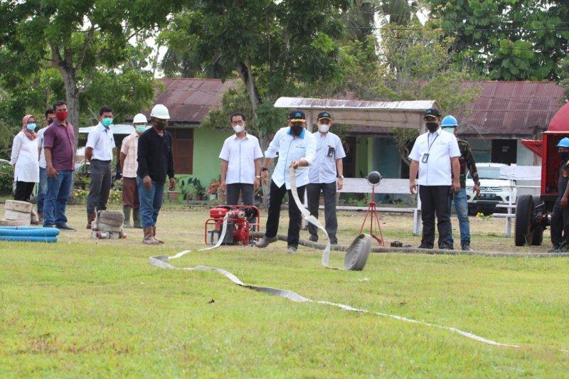 PTPN V siagakan 55 embung antisipasi karhutla di Riau