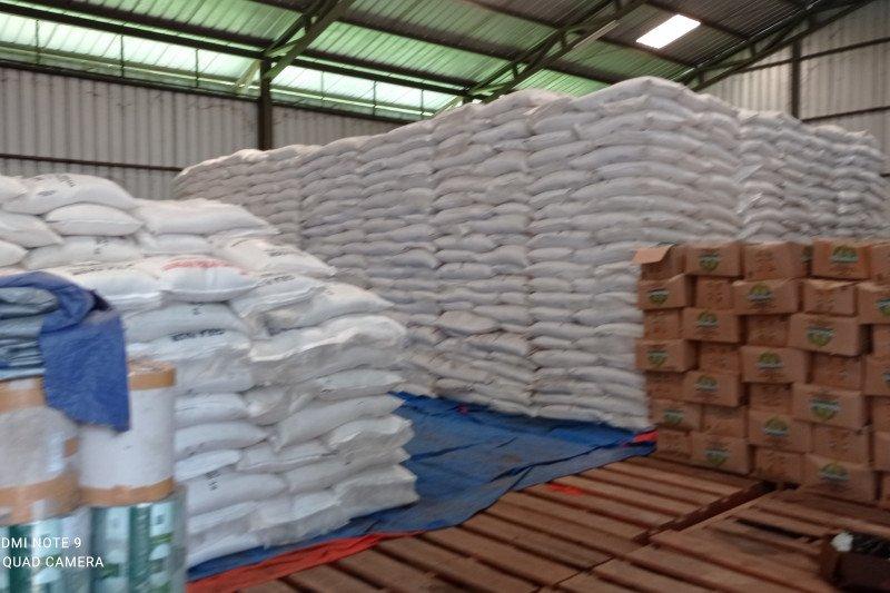 Bulog Divre Lebak-Pandeglang serap gabah petani 2.000 ton