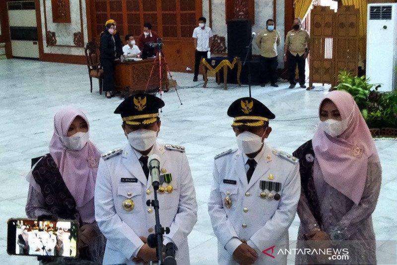 Usai dilantik, Ibnu-Arifin gerak cepat tangani COVID-19