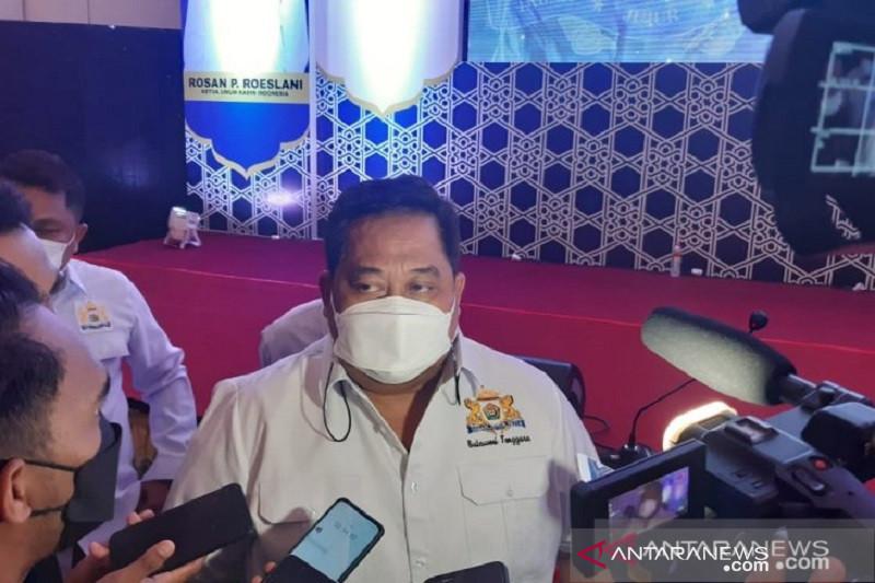 Munas Kadin akan dibuka Presiden Jokowi di pelataran Masjid Al Alam