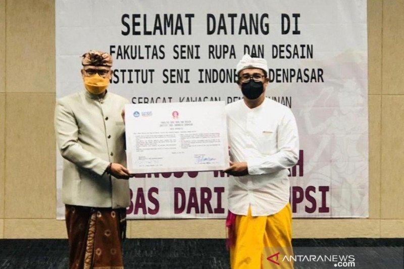 ISI Denpasar luncurkan Sentra Kekayaan Intelektual