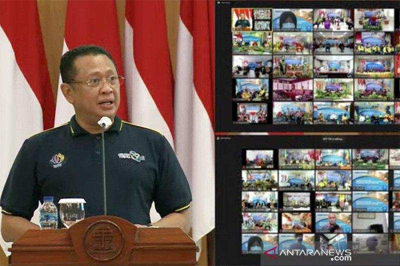 Ketua MPR sebut PJJ bantu pemerintah tingkatkan akses pendidikan