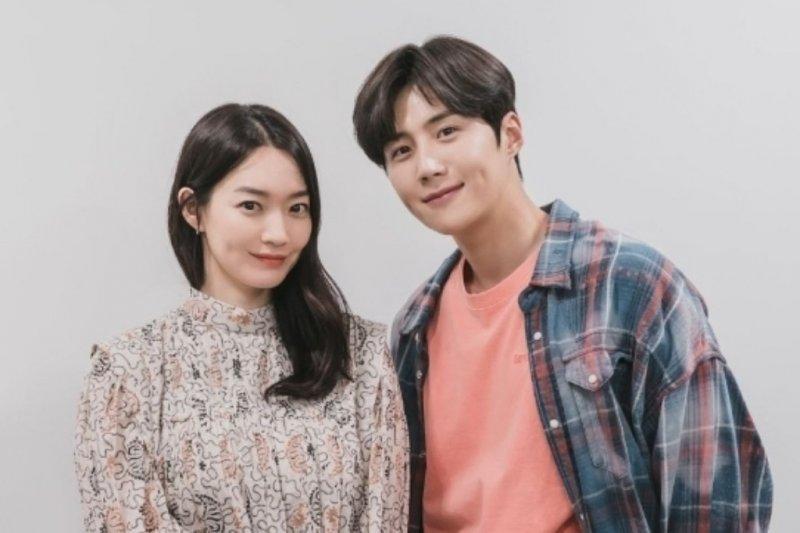 Kim Seon Ho adu akting dengan Shin Min A di