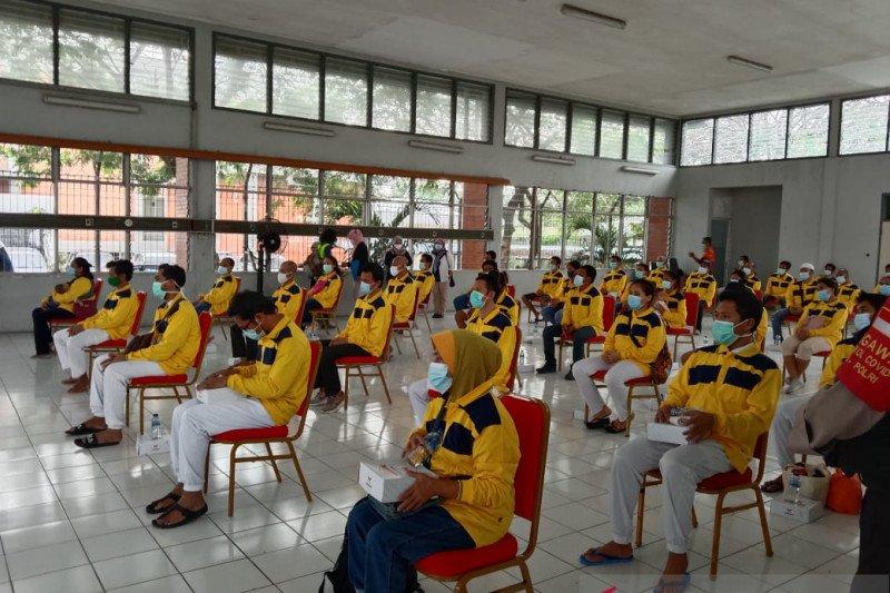 Kemnaker: 145 PMI tiba pada gelombang pertama pemulangan dari Malaysia