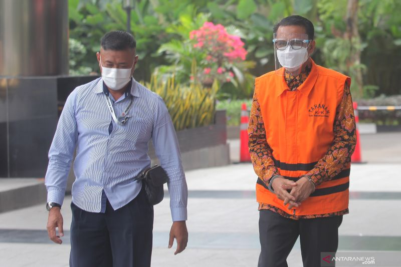 Nurdin Abdullah segera disidang