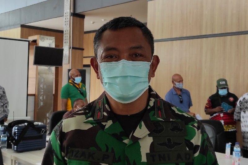 Danrem: Warga Kampung Bingki mengungsi ke Dekai