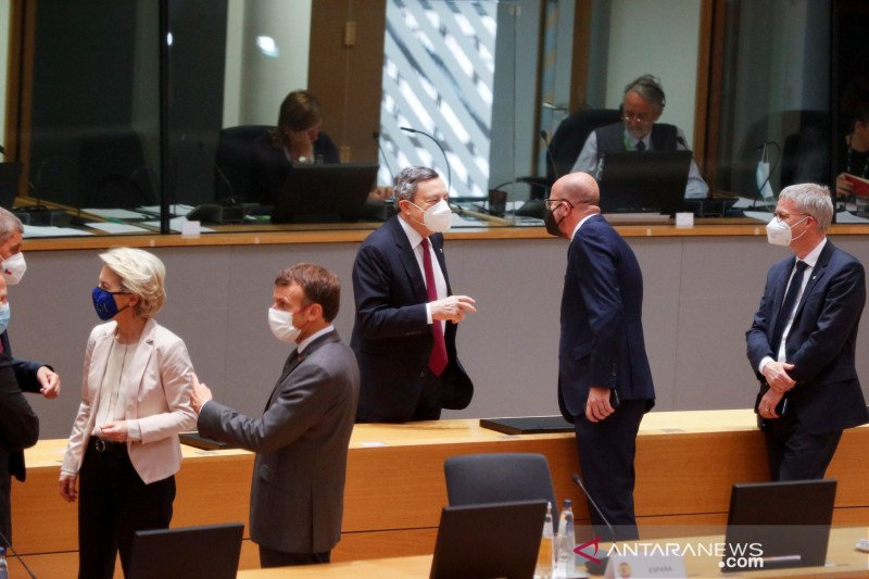 EU jadikan terapi antibodi dan artritis sebagai obat pilihan COVID-19
