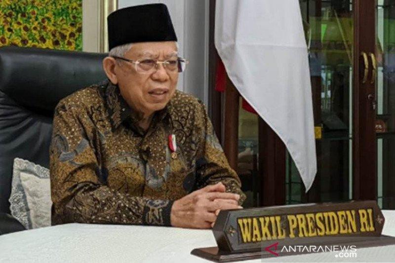 Wapres minta Mathla'ul Anwar terus kedepankan Islam Wasathiyah