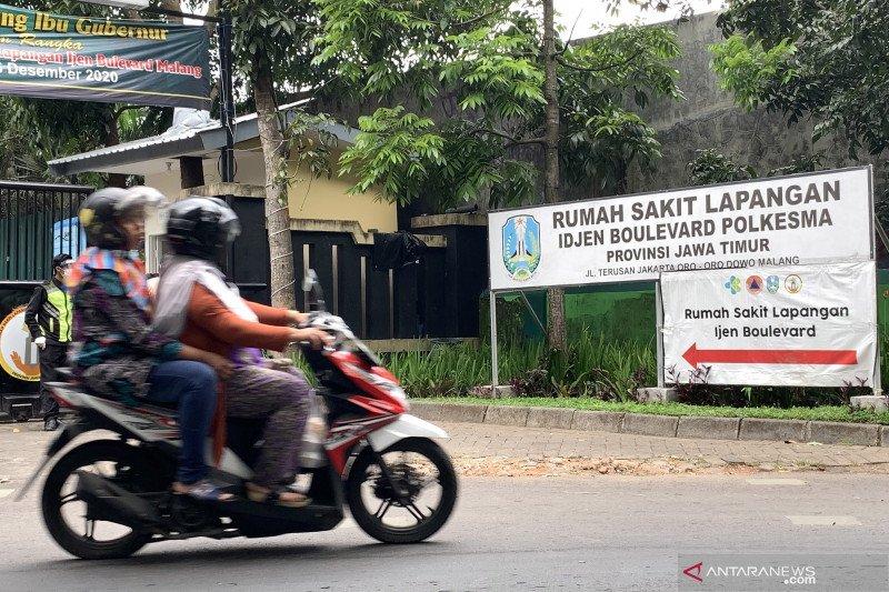 Rumah sakit rujukan penanganan COVID-19 di Kota Malang penuh