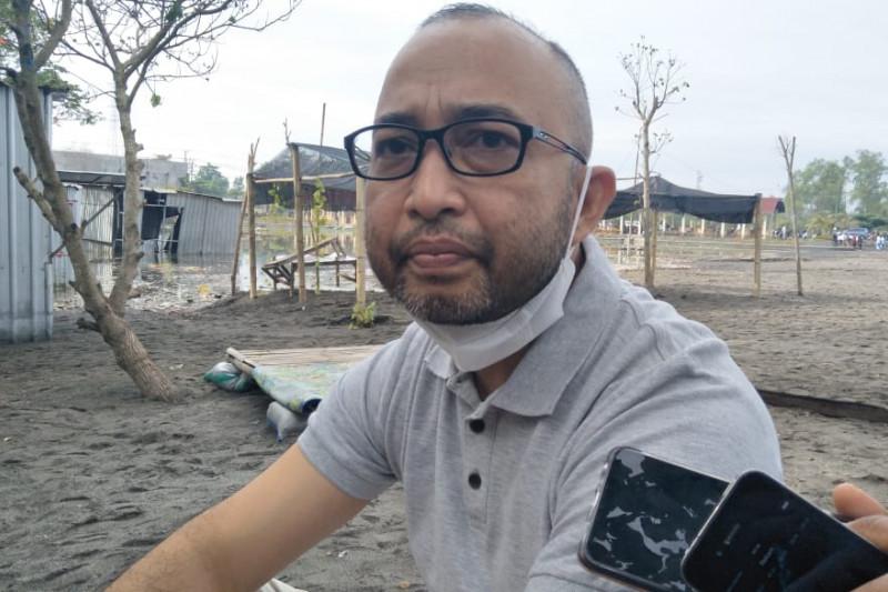 Dispar: penangan genangan Loang Baloq terkendala gelombang pasang