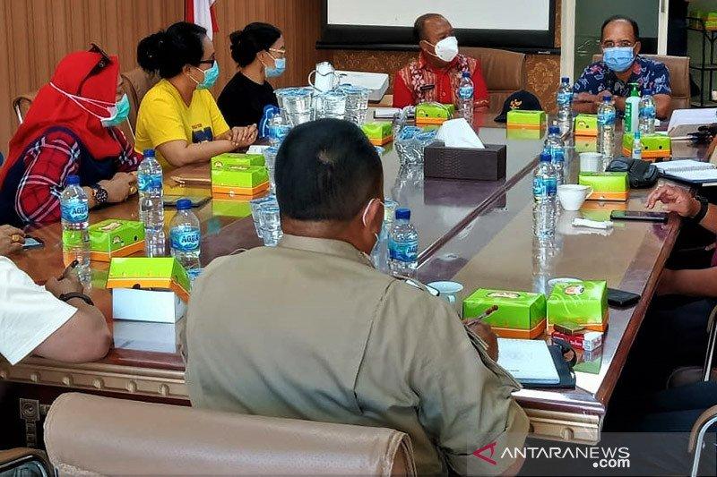 Kota Kupang melarang pesta di empat kelurahan zona merah COVID-19