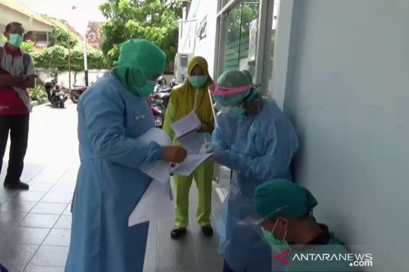 Tangani pasien, ruang isolasi tambahan di Ngawi-Jatim disiapkan