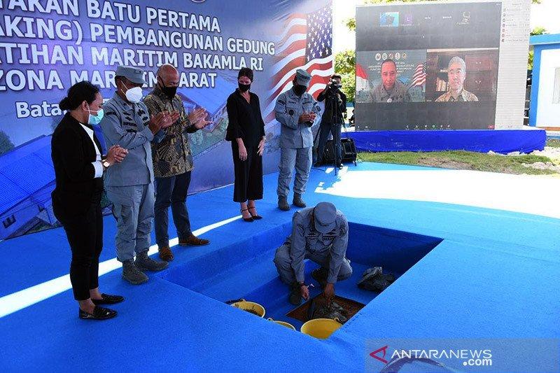Indonesia, AS mulai pembangunan pusat pelatihan maritim