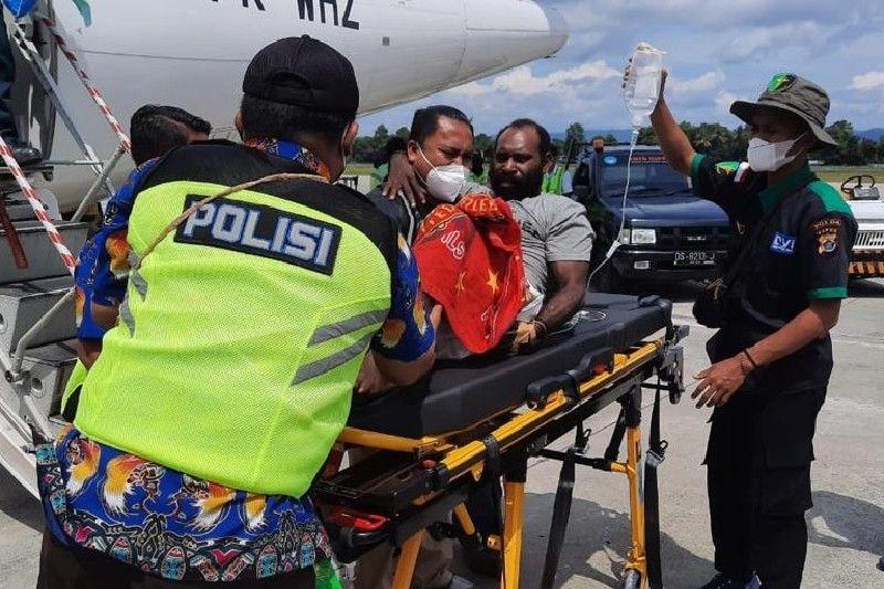 Kepala kampung korban penembakan KKB dievakuasi ke Jayapura