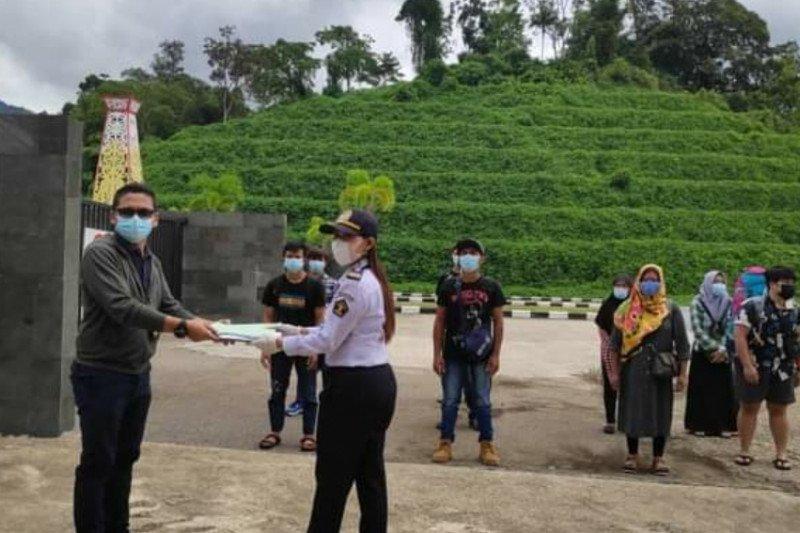 KJRI Kuching bantu pulangkan WNI dari Malaysia karena sakit