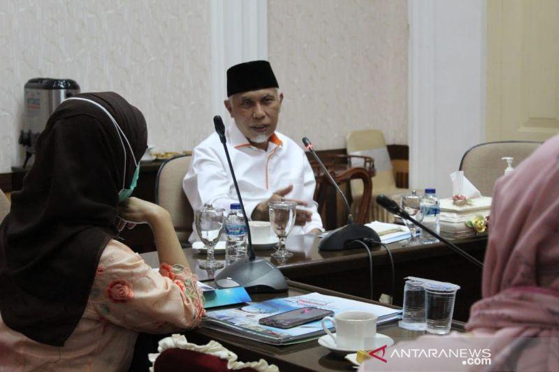Sumatera Barat jajaki dua geopark jadi UNESCO Global Geopark