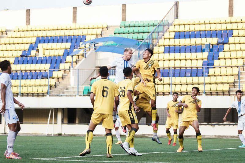 PSIS Semarang menang atas PSIM Yogyakarta 2-0 di laga uji coba