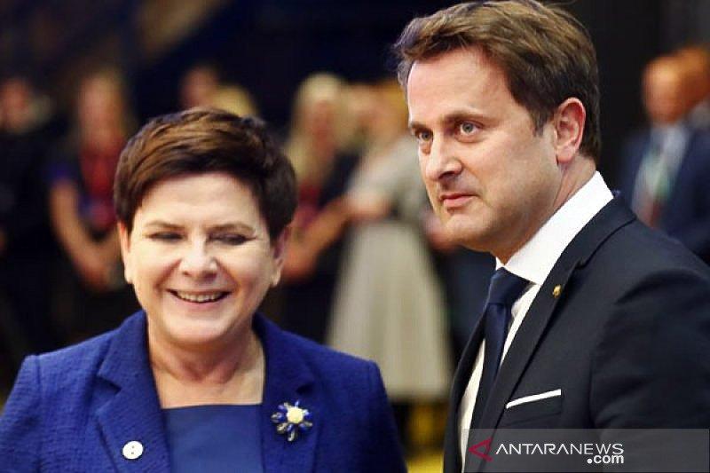PM Luksemburg Xavier Bettelter positif COVID