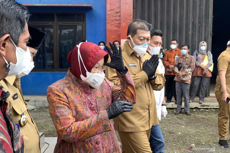 Kemensos siapkan bantuan 10 tenda darurat COVID-19 ke Kabupaten Malang