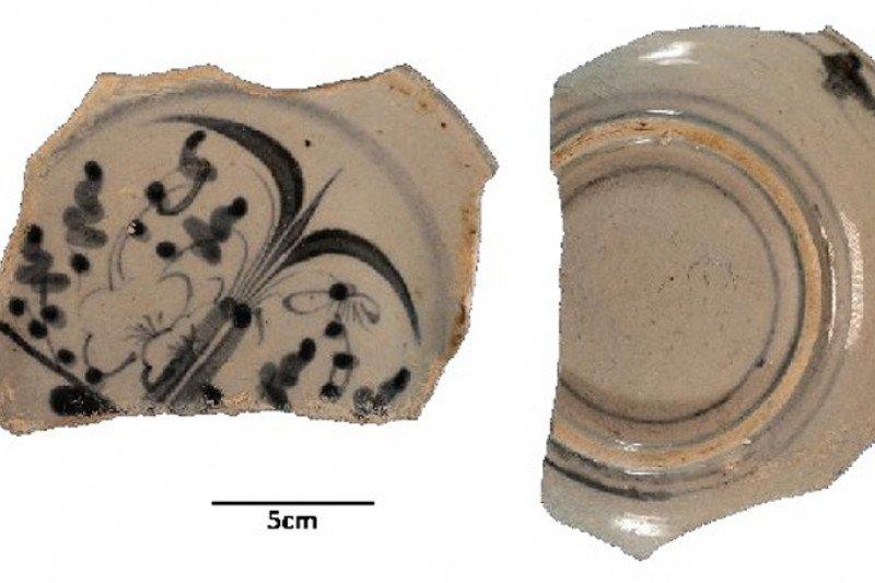 Arkeolog temukan pecahan keramik masa Dinasti Qing di Maluku Tenggara
