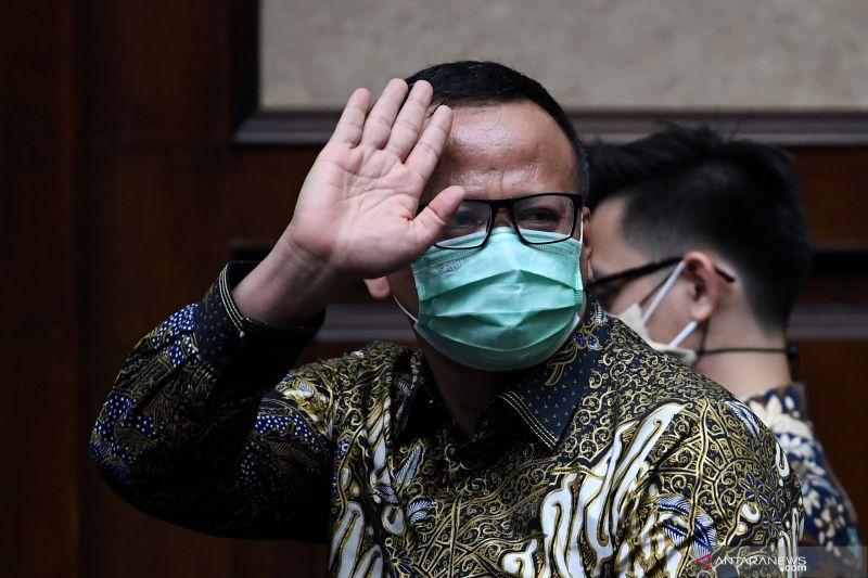 Kemarin, Jubir KPK positif COVID-19 hingga Edhy Prabowo tak bersalah