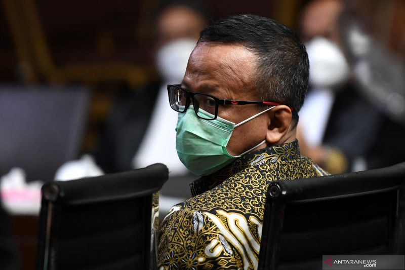 Edhy Prabowo sebut Prabowo Subianto sebagai sosok ayah dalam pleidoi