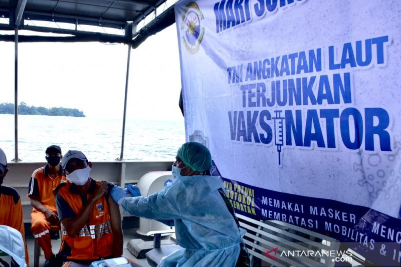Pemerintah memasukkan Kepulauan Seribu ke dalam  level 4 PPKM Darurat