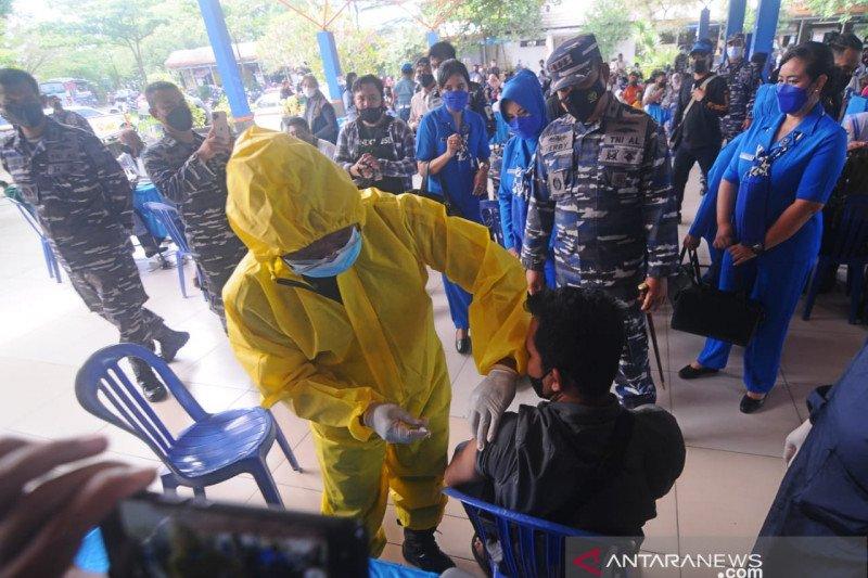 TNI AL sasar masyarakat maritim dapatkan vaksin COVID-19