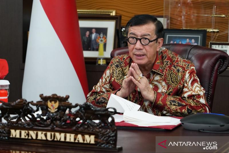 Menkumham: Tenaga kerja asing tidak lagi bisa masuk Indonesia