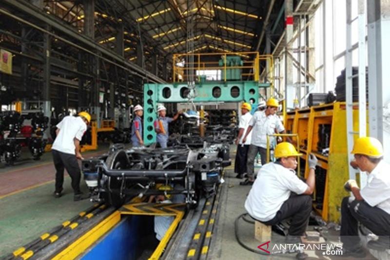 INKA Group bakal produksi gerbong barang untuk BUMN di Selandia Baru
