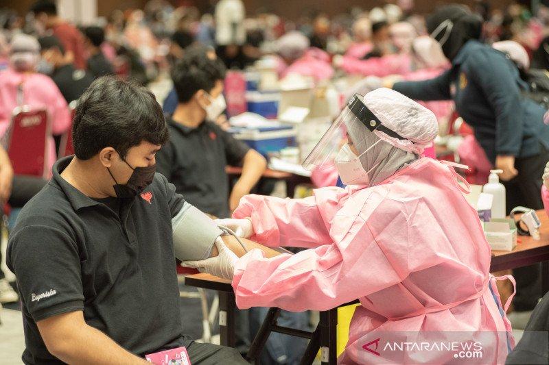 Kopi Kenangan Group kolaborasi bangun Pusat Sentralisasi Vaksinasi