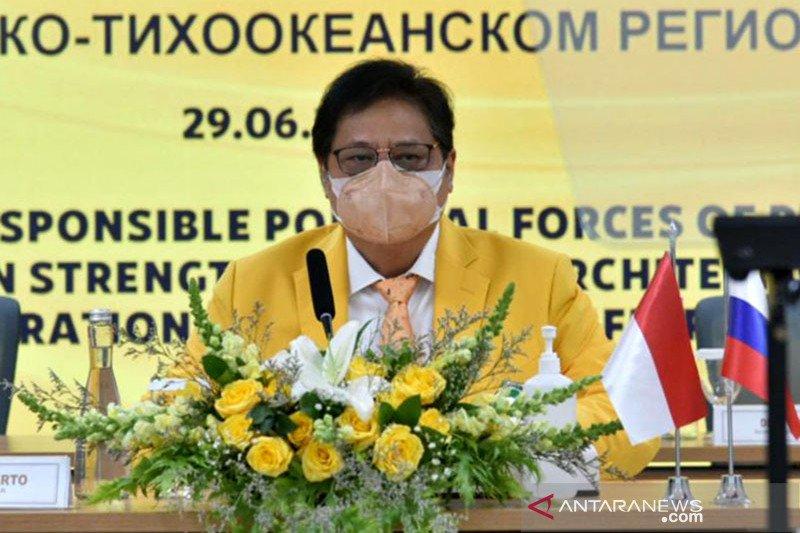 Airlangga harap forum Rusia-ASEAN untuk stabilitas keamanan