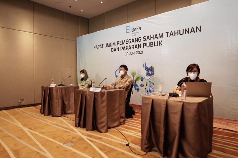 BEST incar pendapatan Rp700 miliar sepanjang 2021