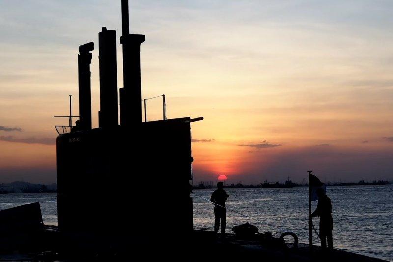 40 hari awak KRI Nanggala berpatroli abadi di laut NKRI