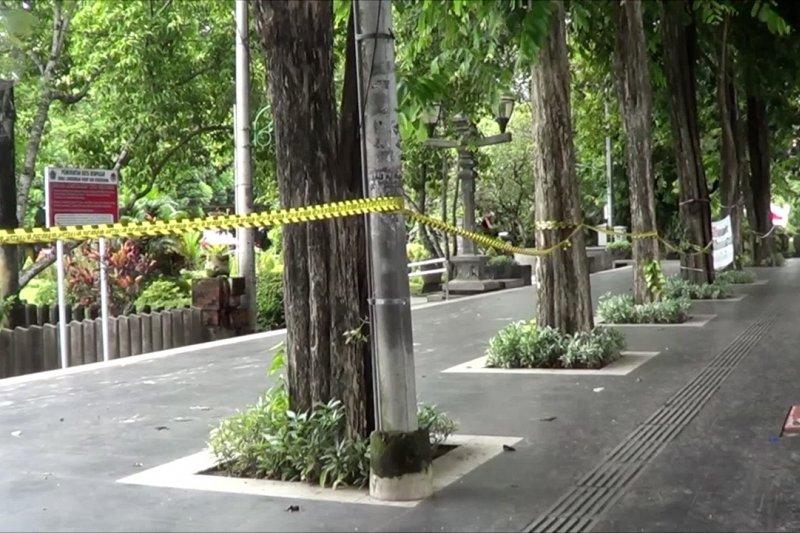 Kasus COVID-19 naik, Denpasar batasi fasilitas publik