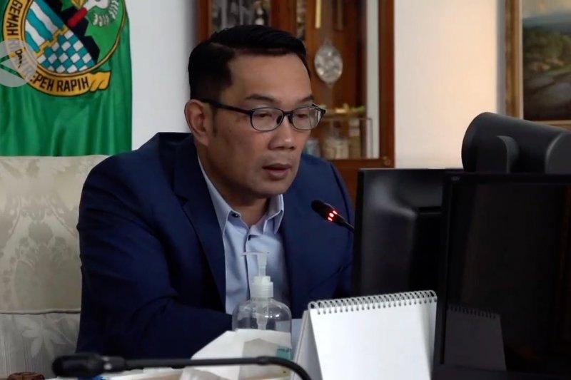 Ridwan Kamil sebut varian COVID-19 Delta ditemukan di Depok dan Karawang