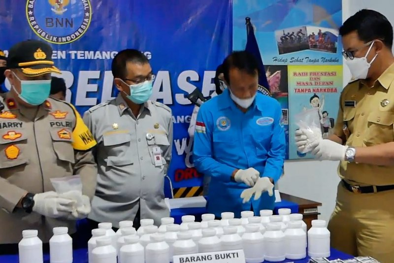 BNNK Temanggung antisipasi peredaran tembakau gorila di kalangan pelajar