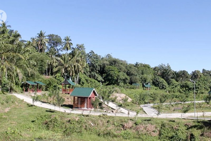 KLHK ubah lahan bekas tambang di Sumbar jadi taman ekowisata