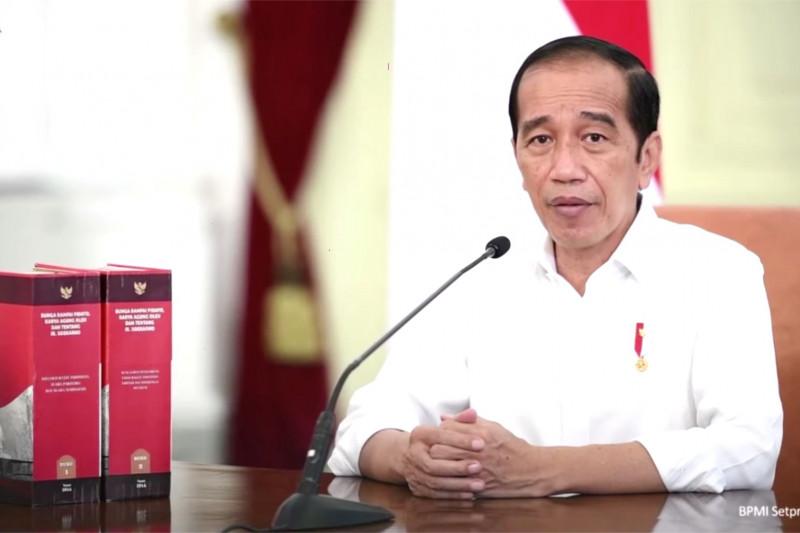Presiden: Vaksinasi anak usia 12-17 tahun bisa segera dimulai